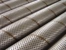Architecture Perforated Exhaust Tubing , ASTM GB Perforated Muffler Tubing