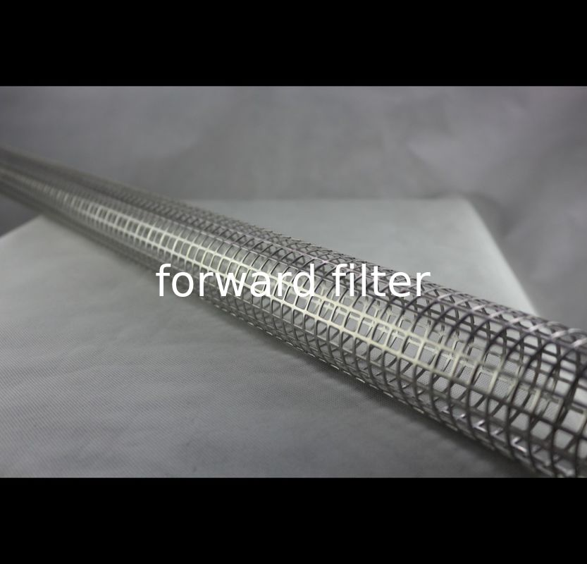 Industrial Perforated Stainless Steel Tube With Nickel - Chromium Alloy