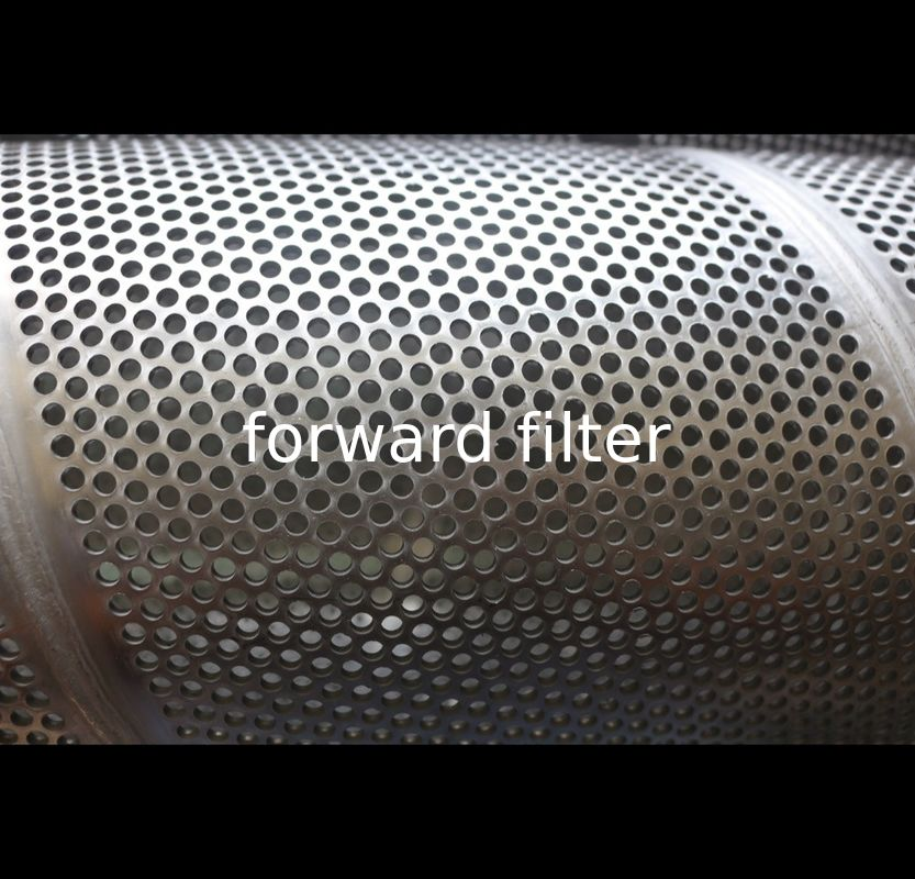 High Roundness Stainless Steel Filter Tube Petroleum Sand Control Industrial